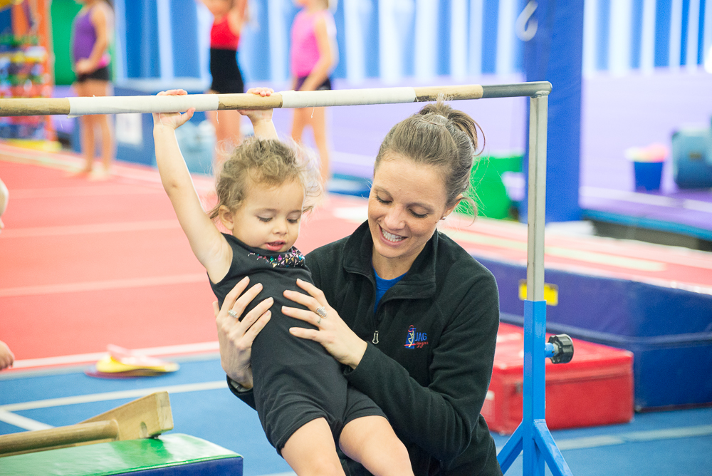 20 Reasons Your Preschooler Should Do Gymnastics (That ...