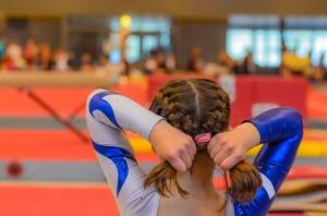 young gymnast pre meet